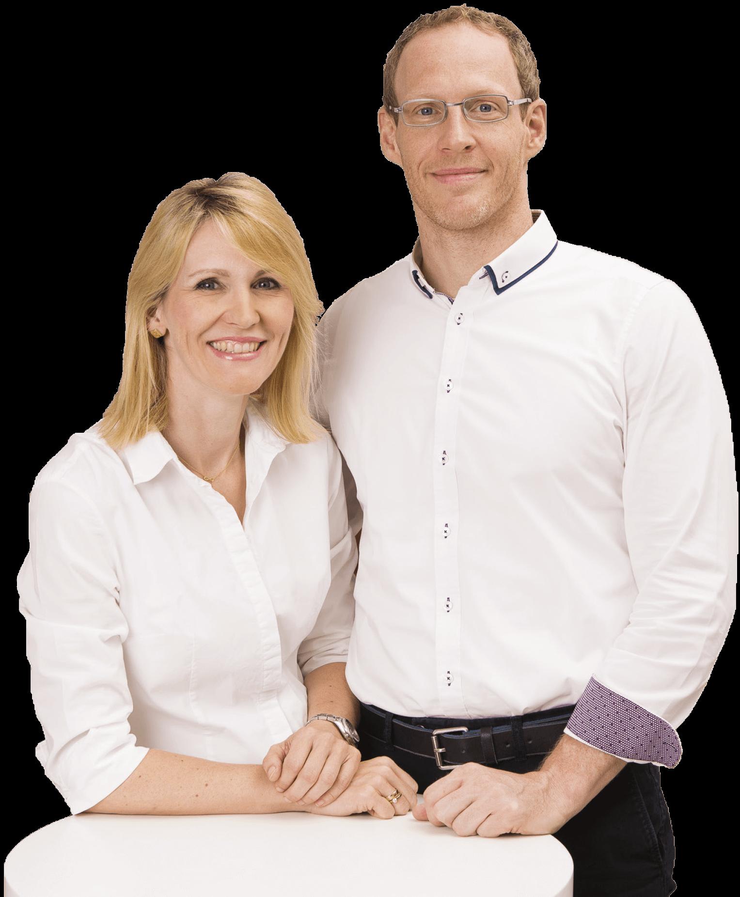 Dr. Matthias Kiefl und Dr. Eva-Maria Kiefl-Christ Koala Straubing